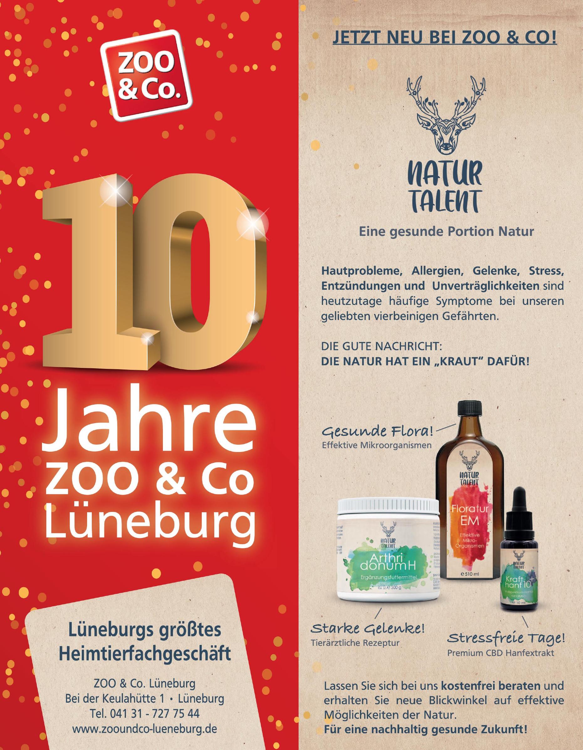 Zoo & Co. Lüneburg