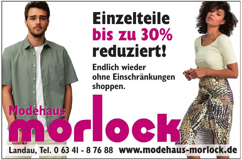 Modehaus morlock