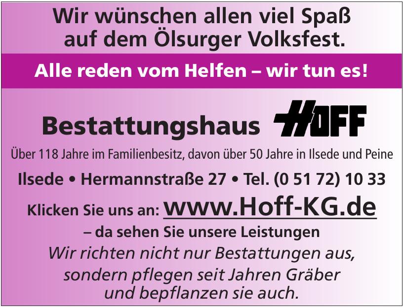 Bestattungshaus Hoff