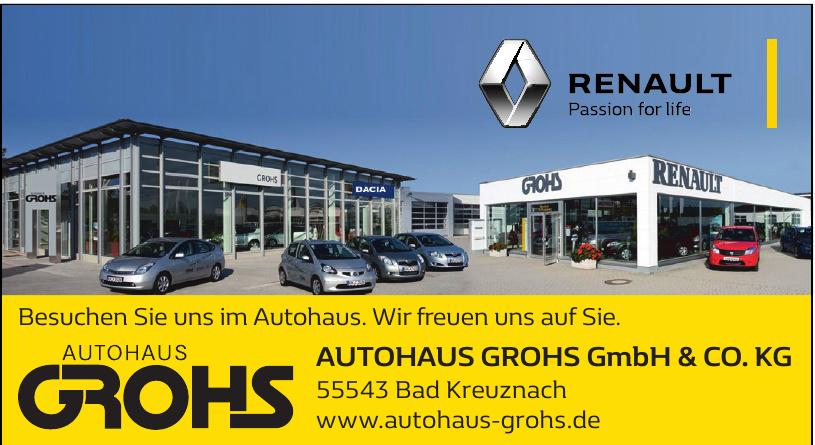Autohaus Grohs GmbH & Co. KG