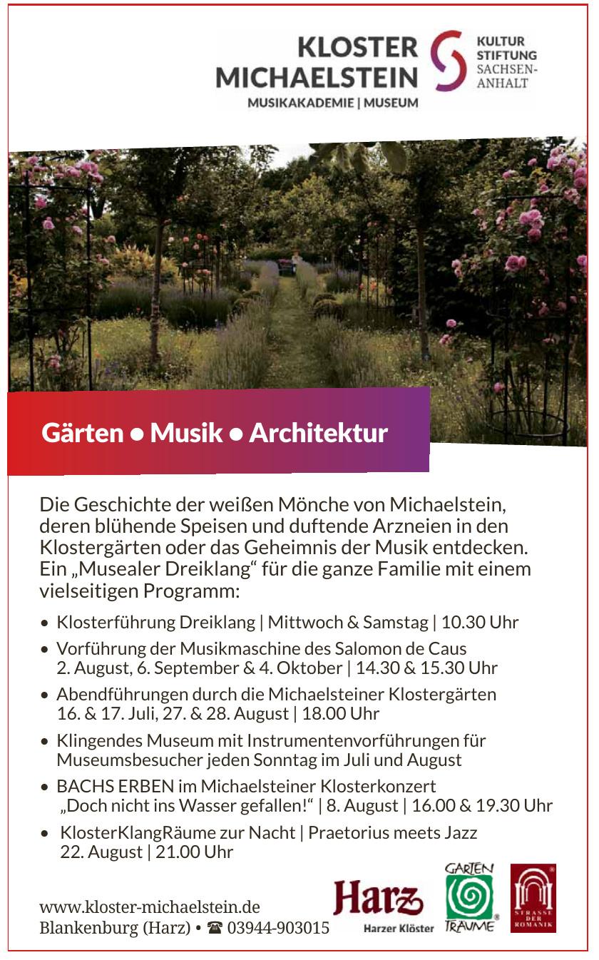 Kloster Michaelstein