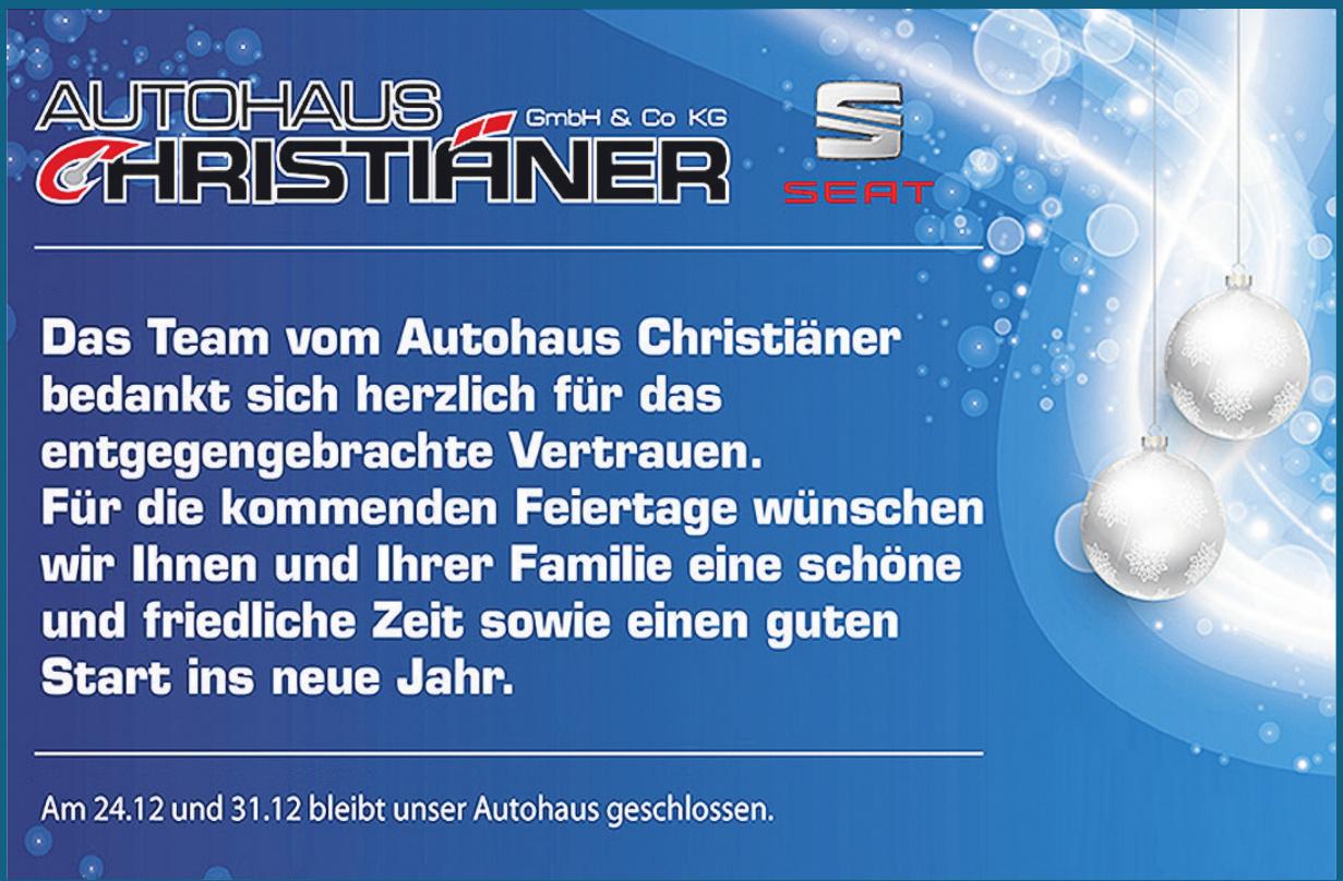 Autohaus Christianer GmbH & Co. KG