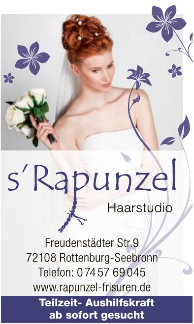 s´ Rapunzel Haarstudio