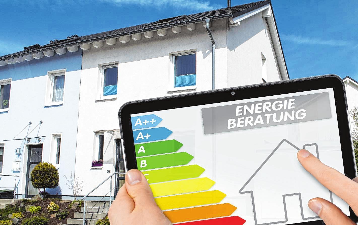 Der Energie-Check fürs Zuhause