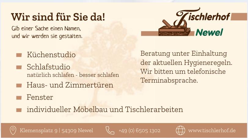 Tischlerhof Newel