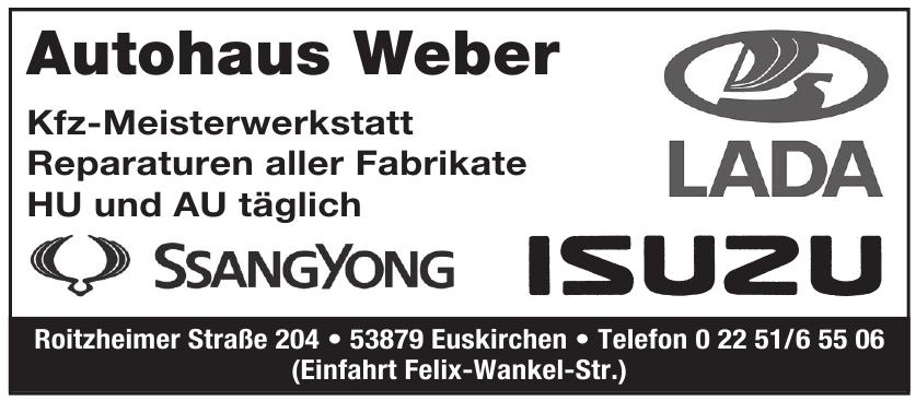 Autohaus Weber