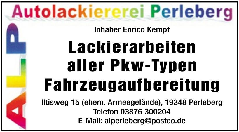 ALP Autolackiererei Perleberg