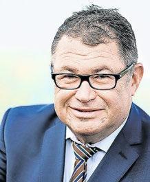 Joachim Morsch, Vorstand und Sprecher der Energie SaarLorLux. Foto: Energie SaarLorLux