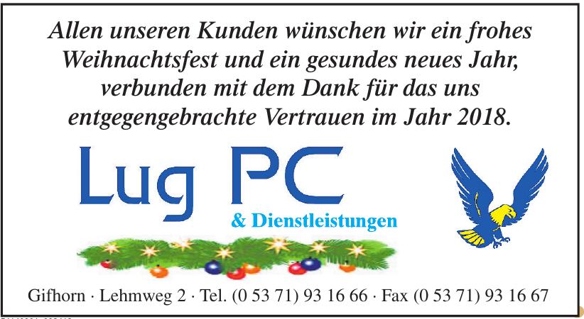 Lug PC & Dienstleistungen