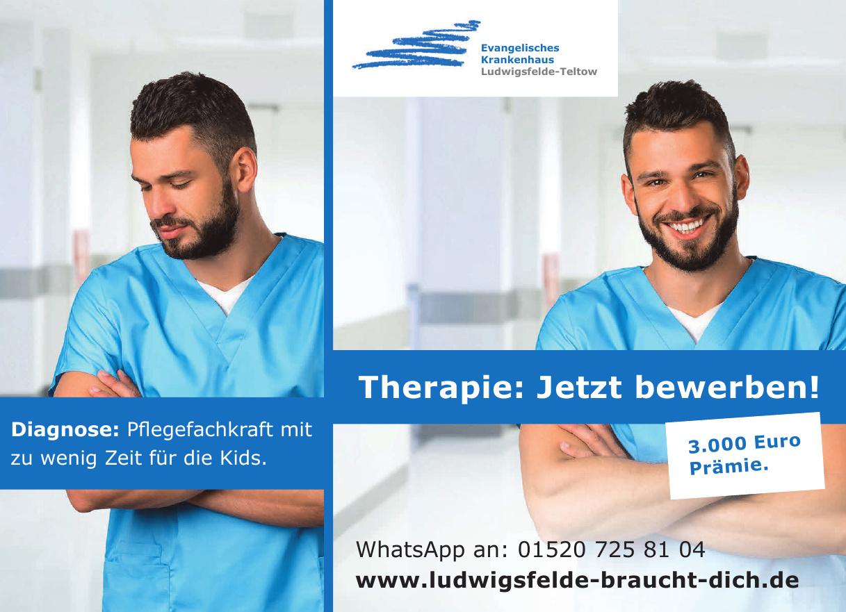 Evangelisches Krankenhaus Ludwigsfelde-Teltow