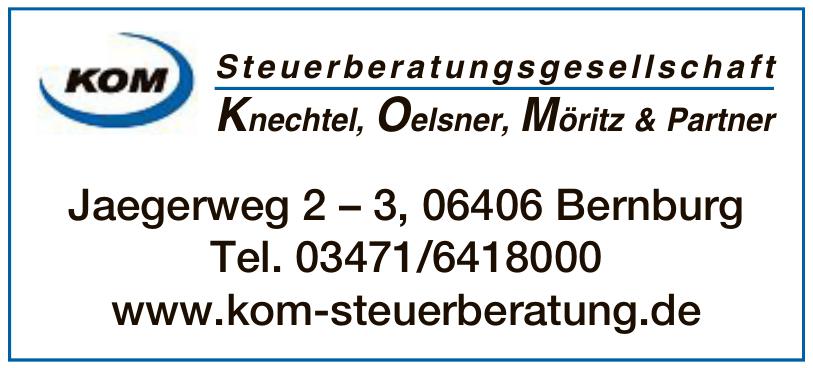 KOM Steuerberatungsgesellschaft Knechtel, Oelsner, Möritz & Partner