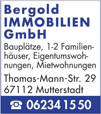 Bergold Immobilien GmbH