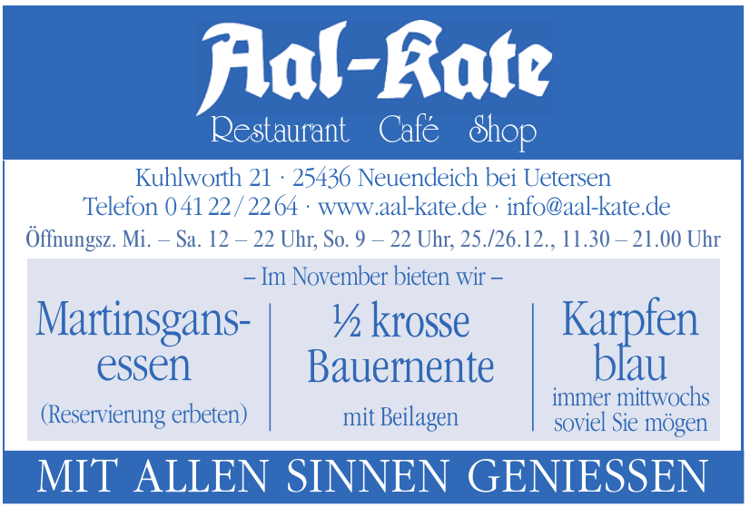 All-kate Restarurant Café Shop