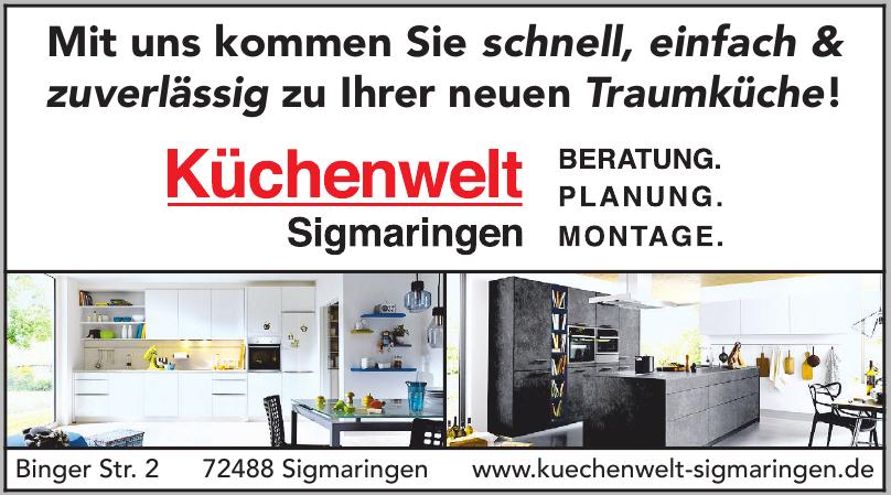 Holger Schumacher Küchenwelt Sigmaringen