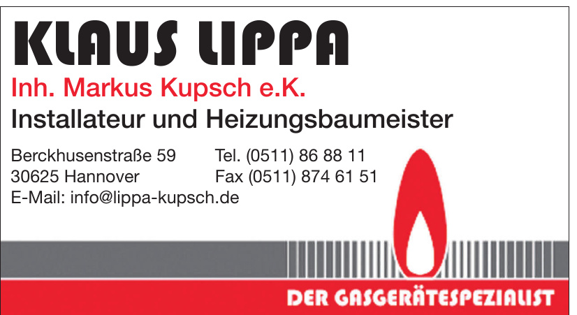 Klaus Lippa