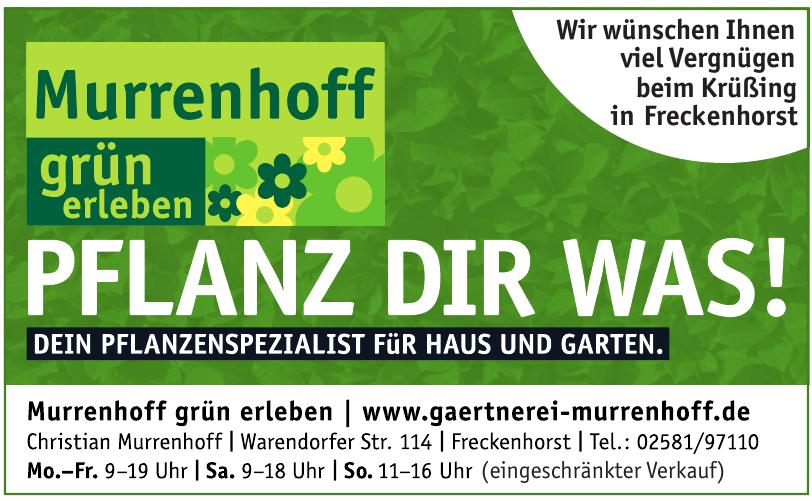 Murrenhoff grün erleben