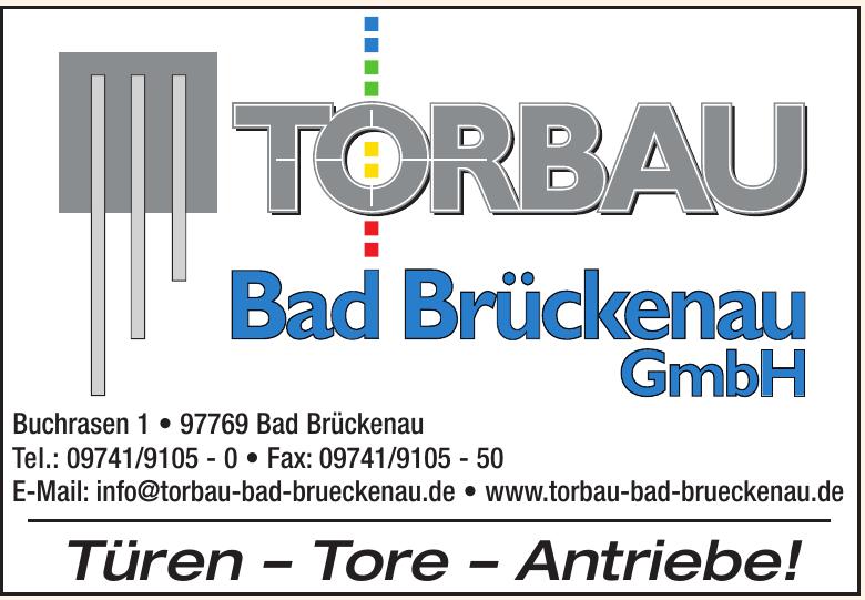 Torbau Bad Brückenau GmbH