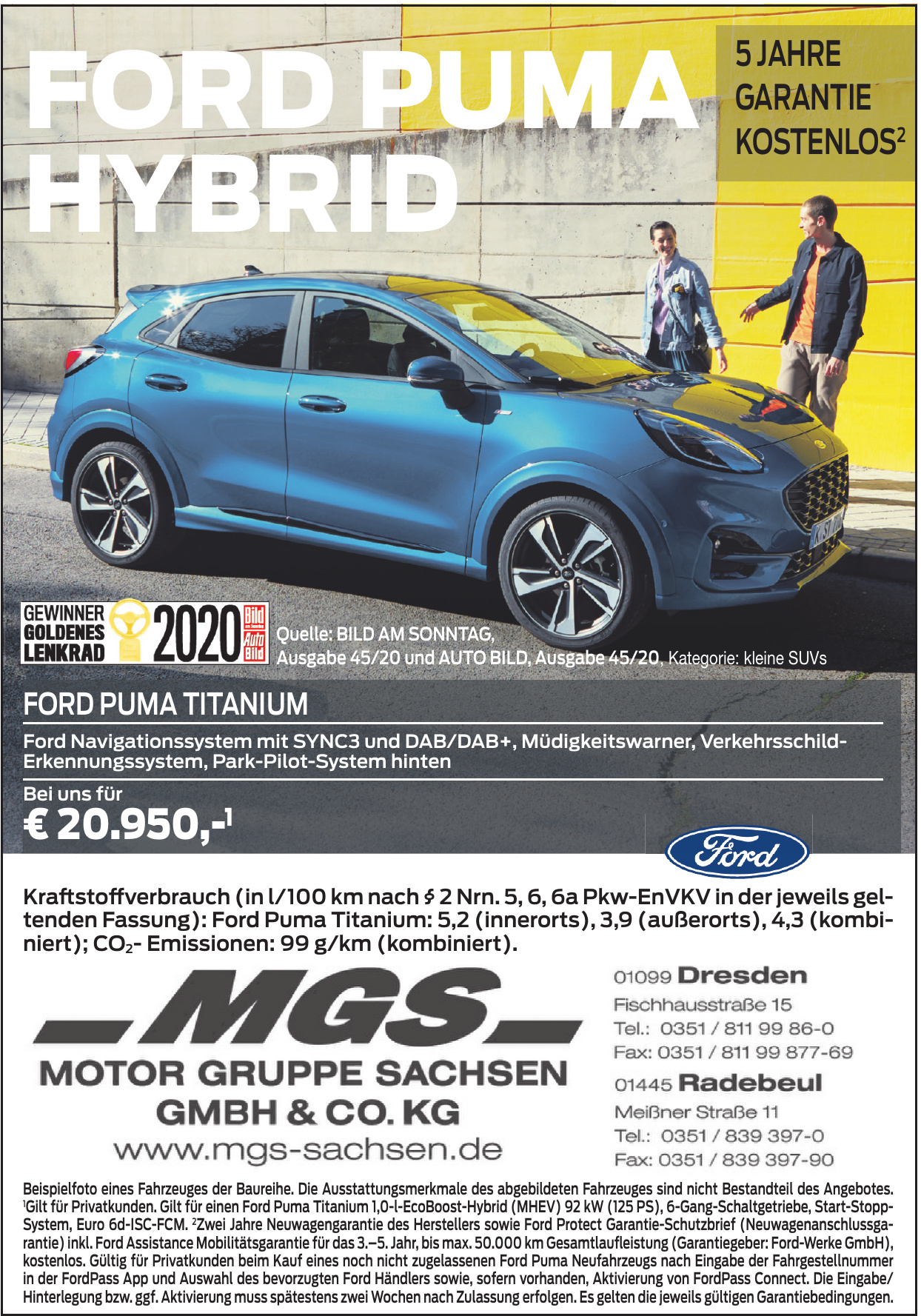MGS Motor Gruppe Sachsen GmbH & Co. KG
