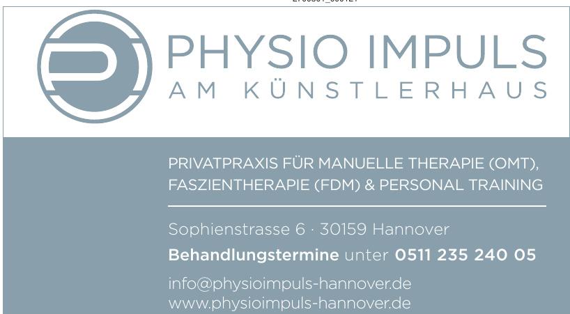 Physio Impuls am Künstlerhaus