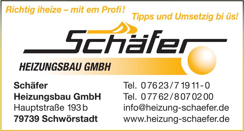Schäfer Heizungsbau GmbH