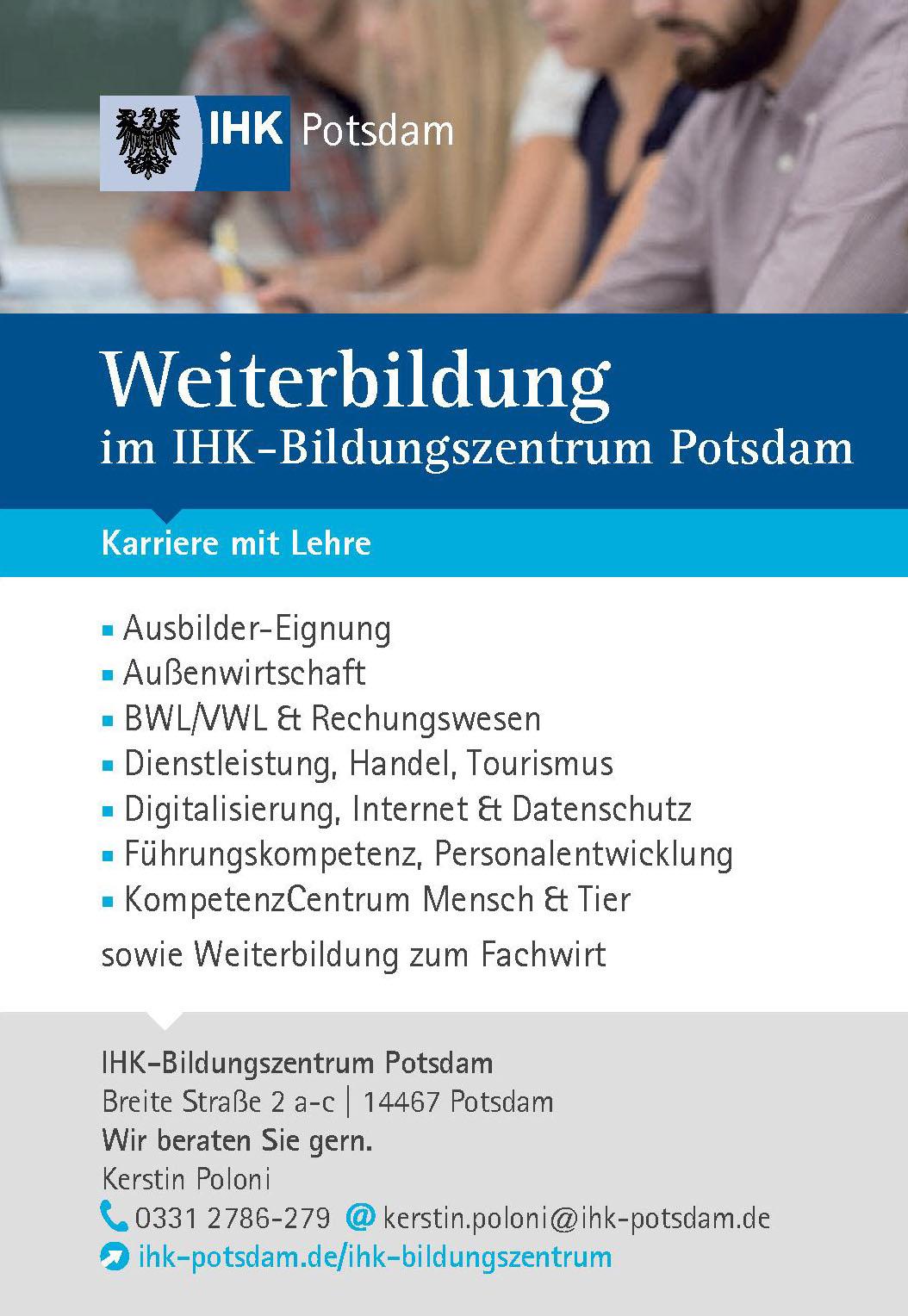 IHK-Bildungszentrum Potsdam