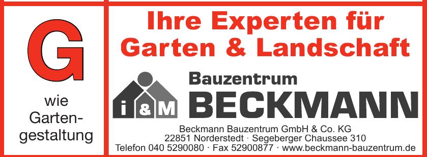 Beckmann Bauzentrum GmbH & Co. KG