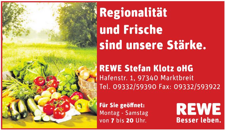 Rewe Stefan Klotz oHG
