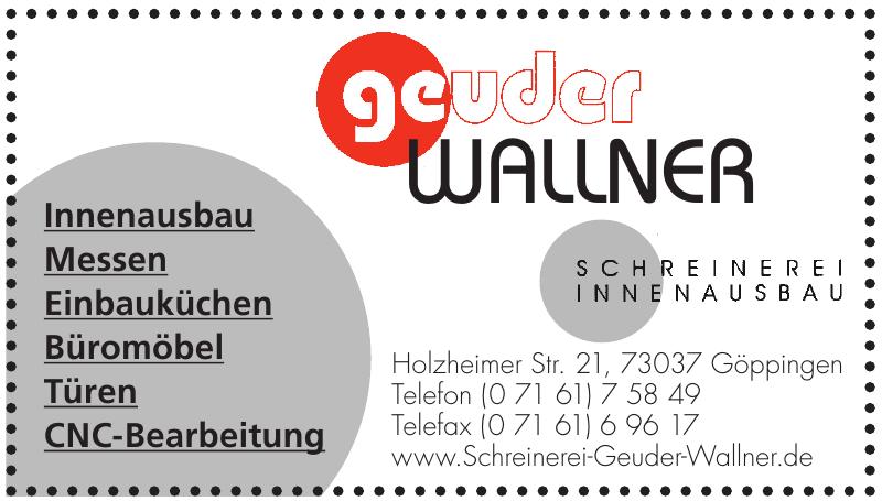 Geuder Wallner
