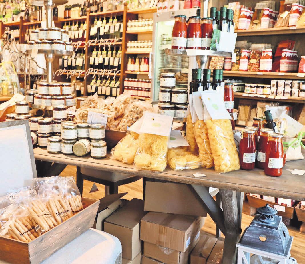 O sole mio – mit den Ölen, Pasta und Antipasti aus einer kleinen italienischen Manufaktur kann man sich den Süden nach Hause holen.