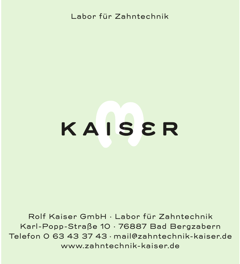 Rolf Kaiser GmbH