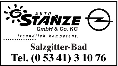 Auto Stanze GmbH & Co. KG