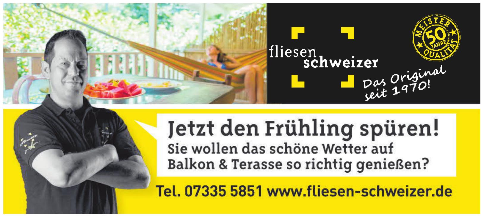 Fliesen Schweizer