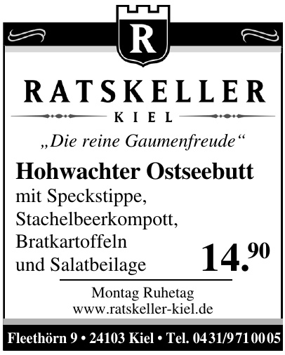 Ratskeller Kiel