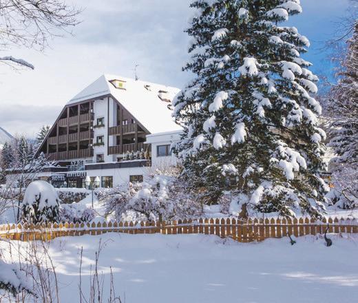 Zauberhafte Winterwelt. Foto: Royal Hinterhuber