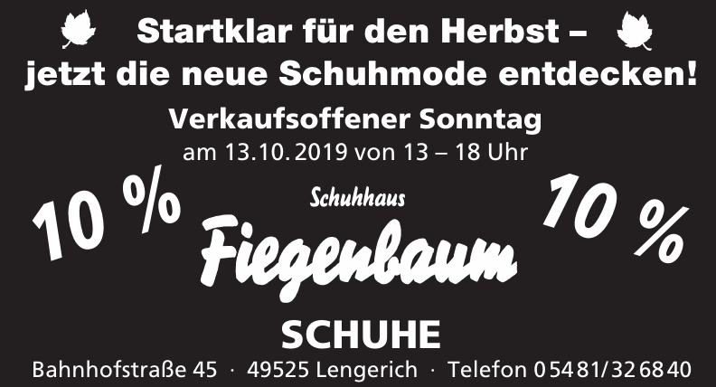 Schuhhaus Fiegenbaum
