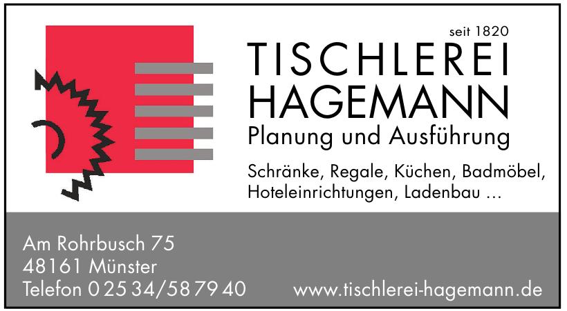 Tischlerei Hagemann