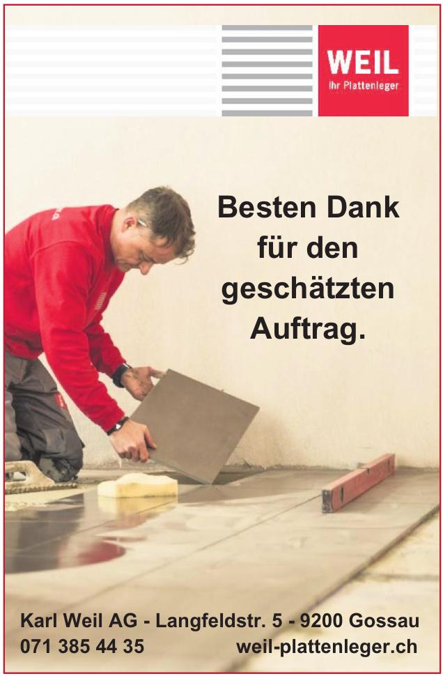 Karl Weil AG