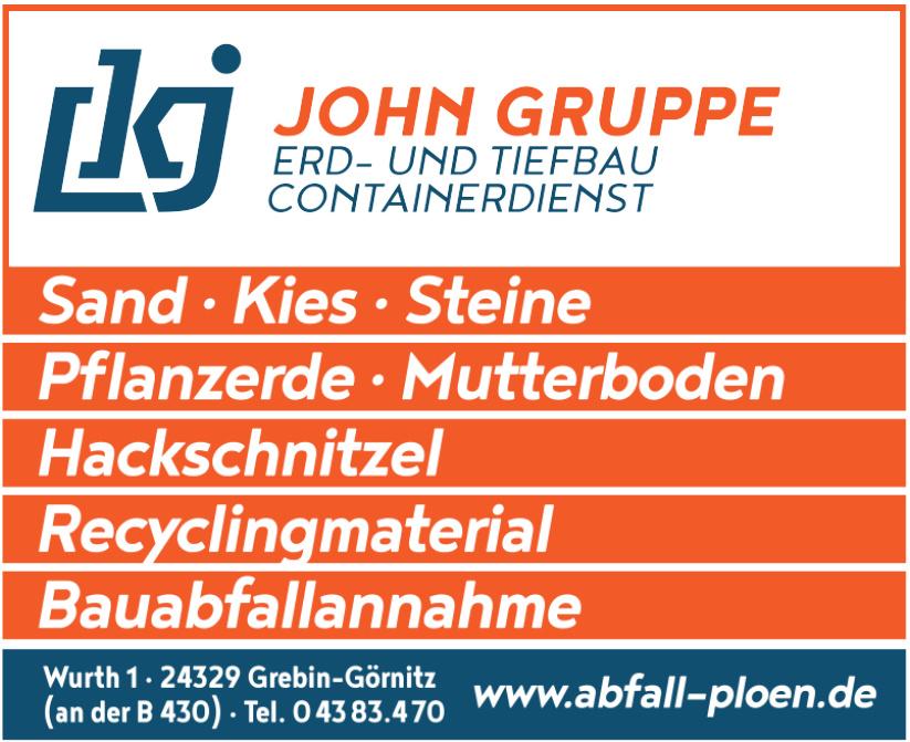 John Gruppe
