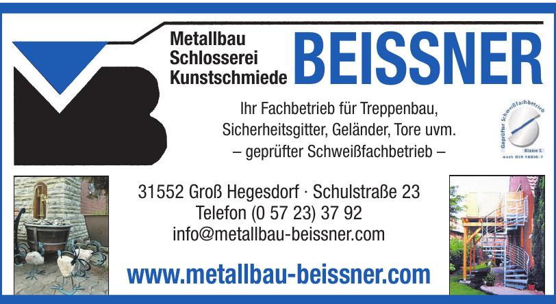 Metallbau Beissner