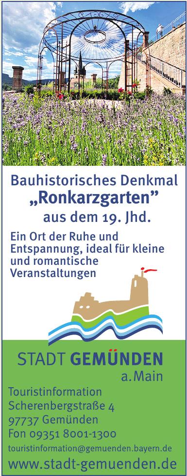 Stadt Gemünden a.Main