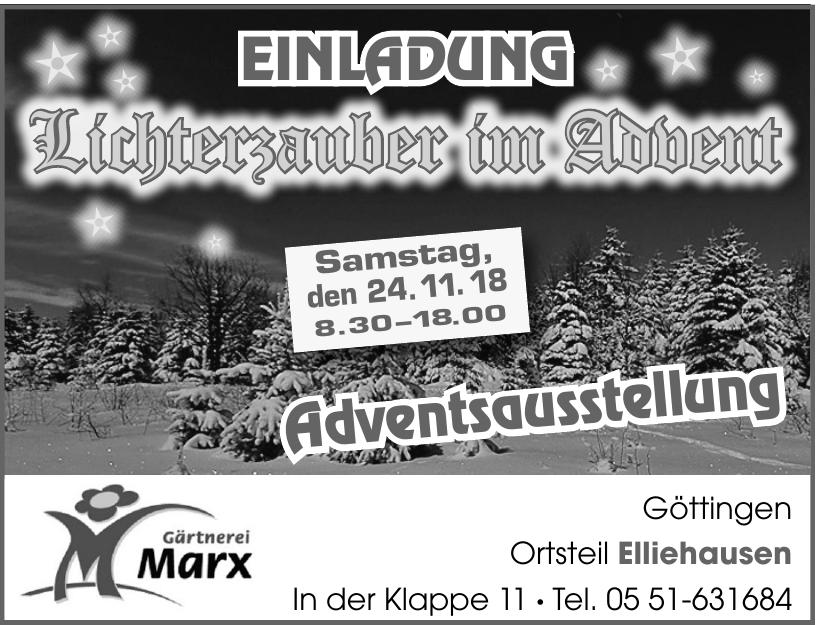 Gärtnerei Marx