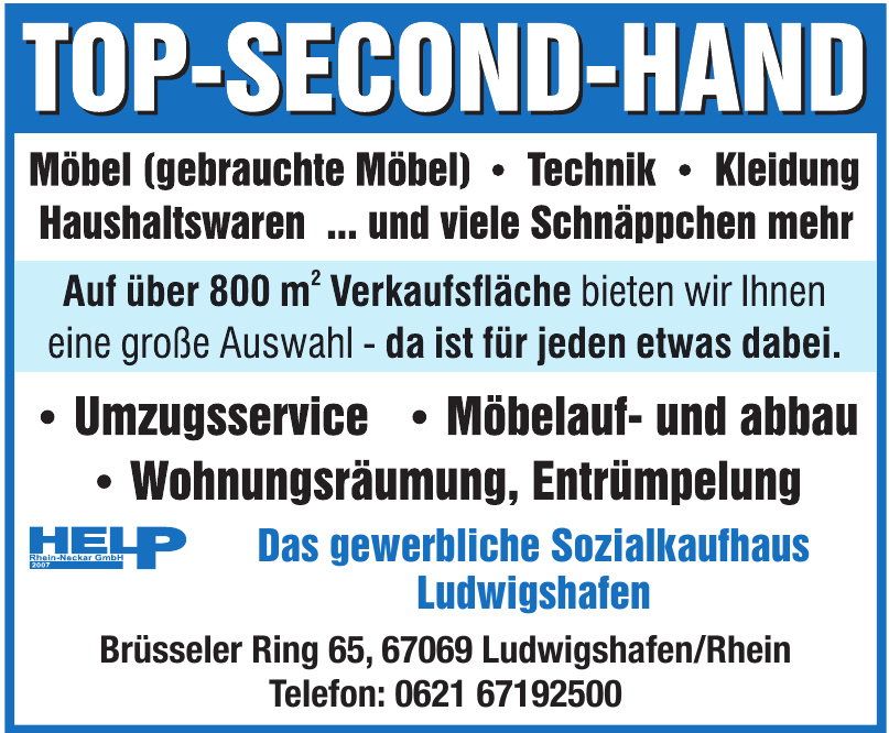 Help Rhein-Neckar GmbH