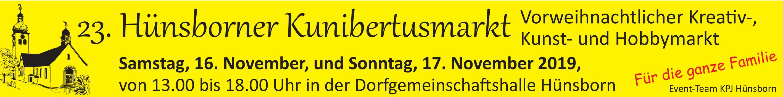 Kunibertusmarkt Hünsborn mit 50 Ausstellern Image 1