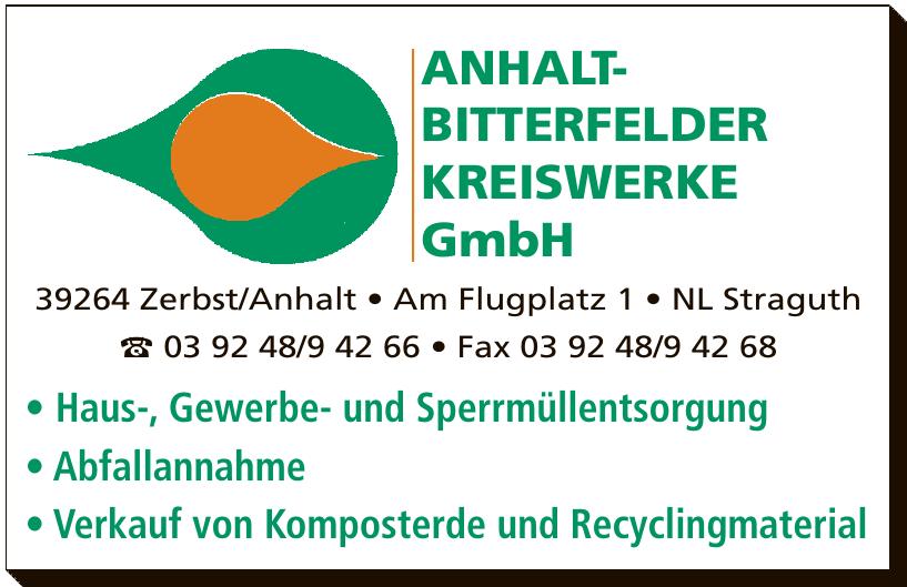 Anhalt-Bitterfelder Kreiswerke GmbH