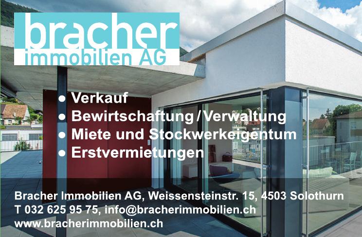 Bracher Immobilien AG