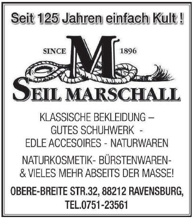 Seil Marschall