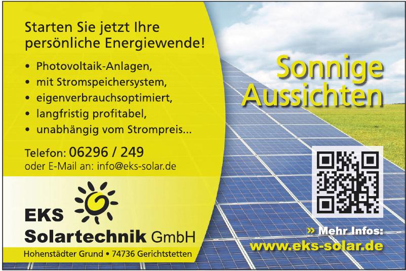 EKS Solartechnik GmbH
