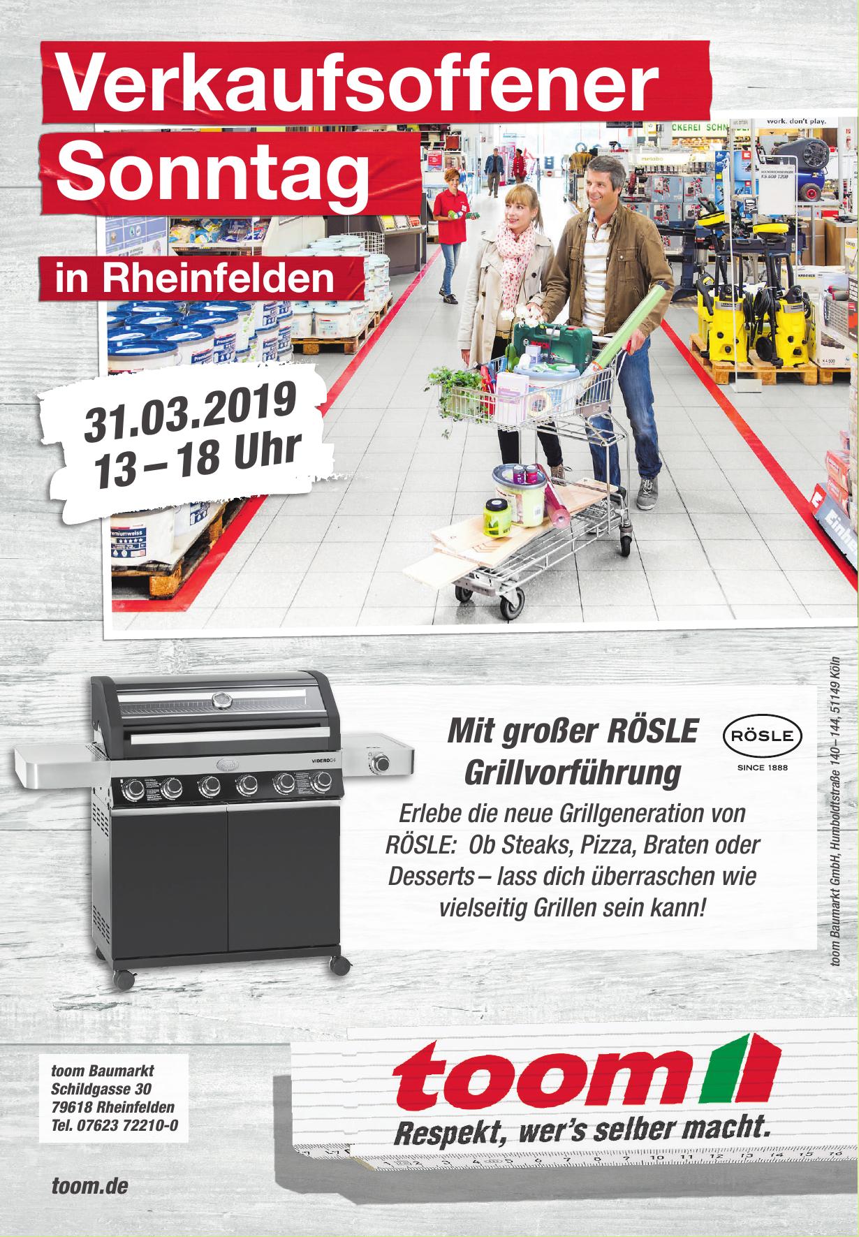 Wohnen Einrichten Freizeit Gewerbeschau In Rheinfelden