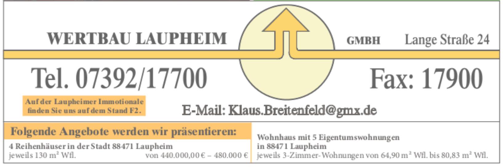 Wertbau Laupheim GmbH