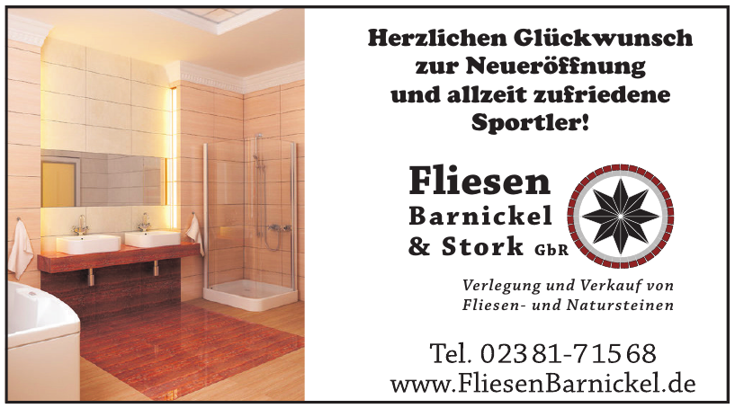 Fliesen Barnickel & Stork GbR